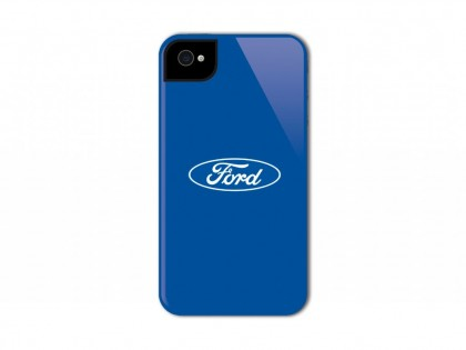 Ford Phone Cover Blue