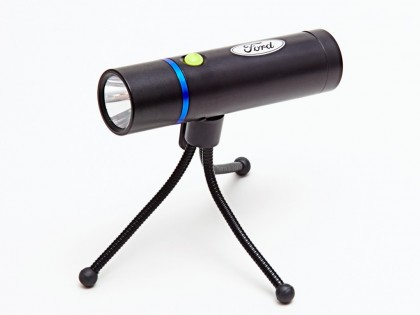 Ford Rechargeable Torch and Tripod Kit