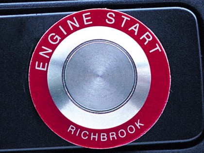 Pro Start Push Button Ignition Start Kit