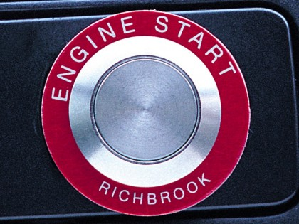Pro Start Push Button Ignition Start Button and B
