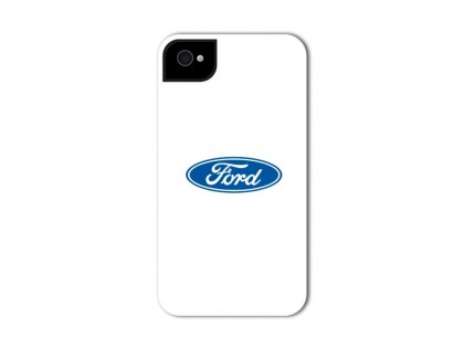 Ford Phone Cover White